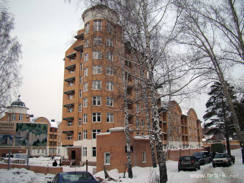 Мочищенское 1-е шоссе, 150 (Мочищенское шоссе, 29 стр) IV кв. 2012