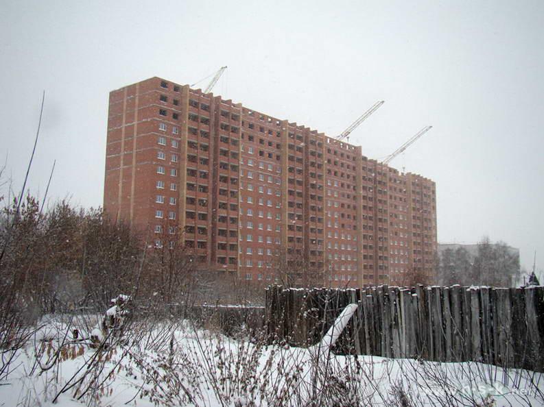 Сержанта Коротаева, 1 (Комсомольская, 18 стр) IV кв. 2012
