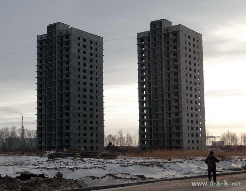 Татьяны Снежиной, 35, 37 (Высоцкого, 39, 40 стр) IV кв. 2013
