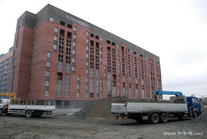 Большевистская, 126 (ГП 2) IV кв. 2013