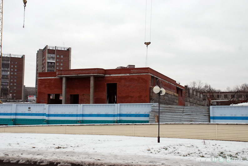 Михаила Кулагина, 35 (Кирпичная горка 5-я, 99) IV кв. 2013