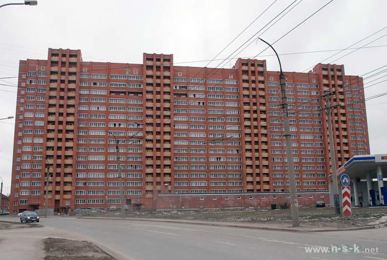 Сержанта Коротаева, 1 (Комсомольская, 18 стр) IV кв. 2013