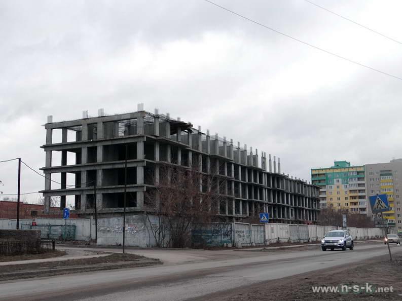 Связистов, 13/1, 13/2 стр IV кв. 2013