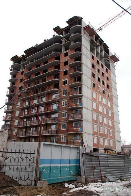Романова, 60/1 IV кв. 2013