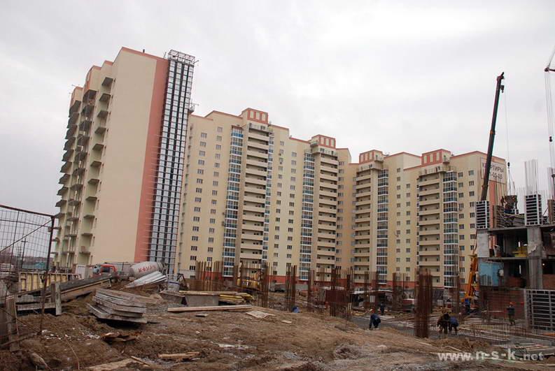 Костычева, 74, 74/1 IV кв. 2013