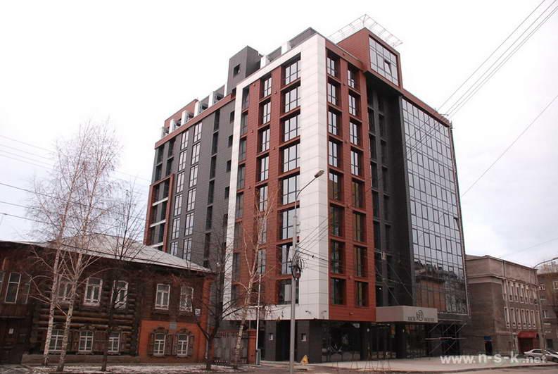 Коммунистическая, 34 (Rich House) IV кв. 2013