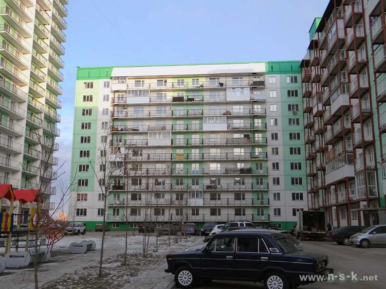 Татьяны Снежиной, 29/2, 29/3 (Высоцкого, 58, 59) IV кв. 2013