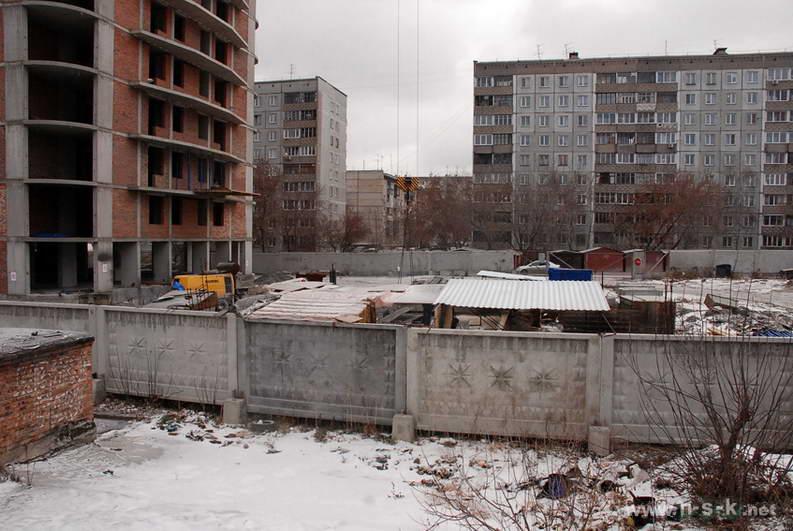 Линейная, 53/1, дом №1 IV кв. 2013