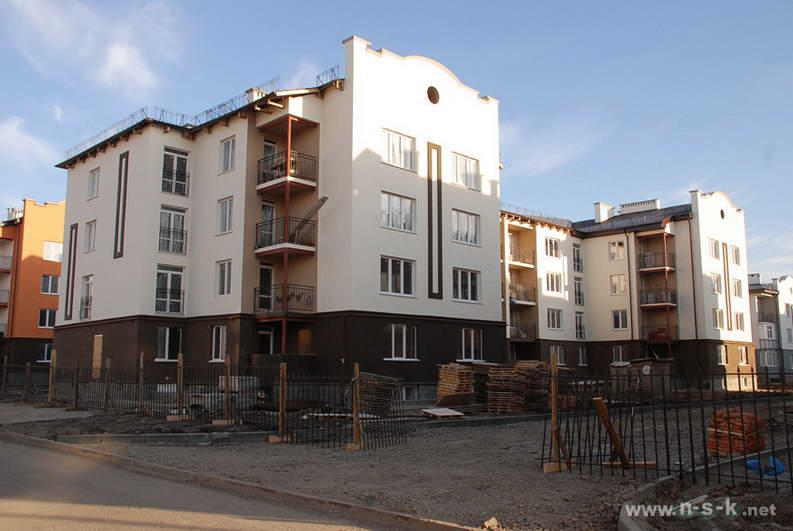 Краснообск, 6-й микрорайон, 3/5, 3/6, 3/7 IV кв. 2013