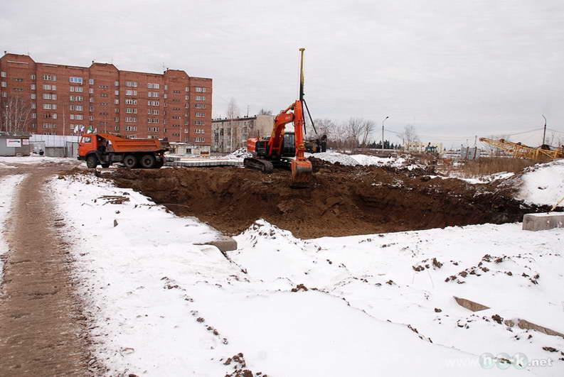 Пролетарская (Ключ-Камышенское Плато), 271/4 к2 IV кв. 2013