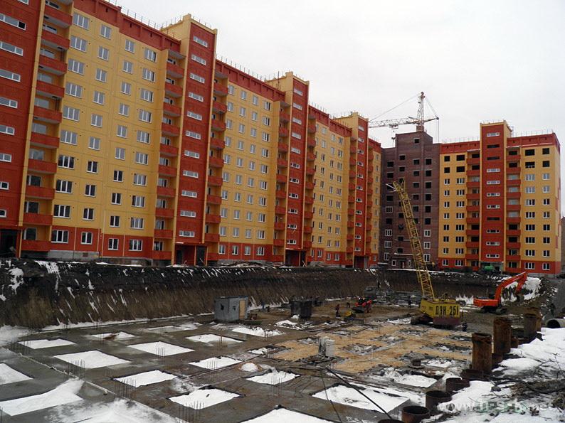 Пролетарская (Ключ-Камышенское Плато), 271/4 к2 IV кв. 2014