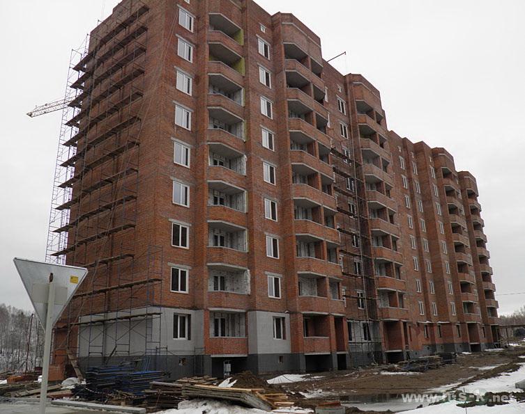 Рассветная, 5 (4-й микрорайон, 8 стр) IV кв. 2014