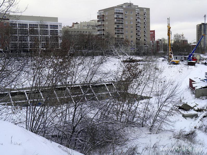 Коммунистическая, 62 стр (Октябрьская магистраль-Коммунистическая) IV кв. 2014