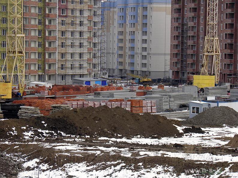 Рассветная, 8 (4-й микрорайон, 5 стр) IV кв. 2014