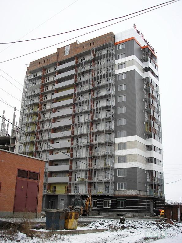Троллейная, 21 IV кв. 2014
