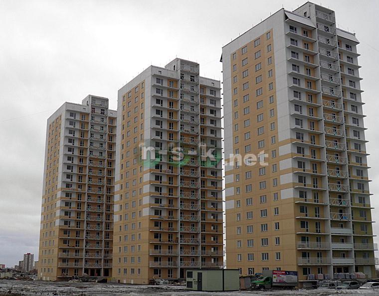 Высоцкого, 98 4 кв. 2015