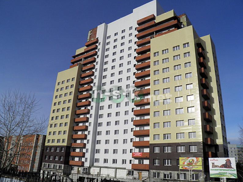 Краснообск, 56 4 кв. 2015