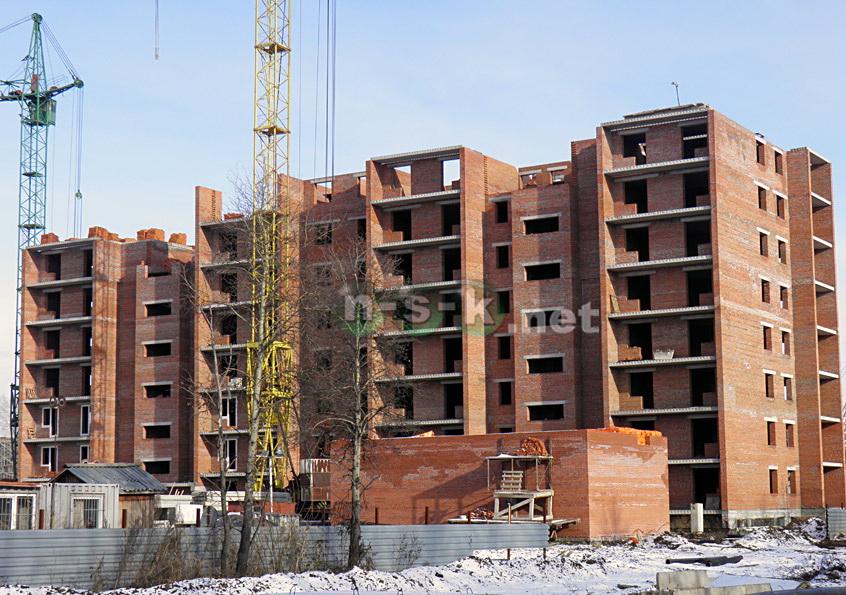 Краснообск, 252 4 кв. 2015
