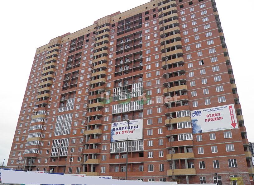 Михаила Кулагина, 35 (Кирпичная горка 5-я, 99) 4 кв. 2015