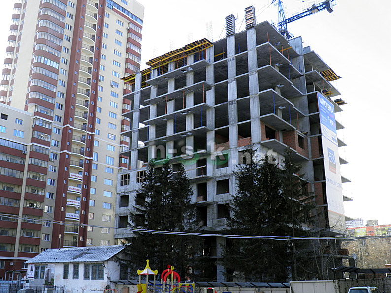 Карамзина, 53 4 кв. 2015