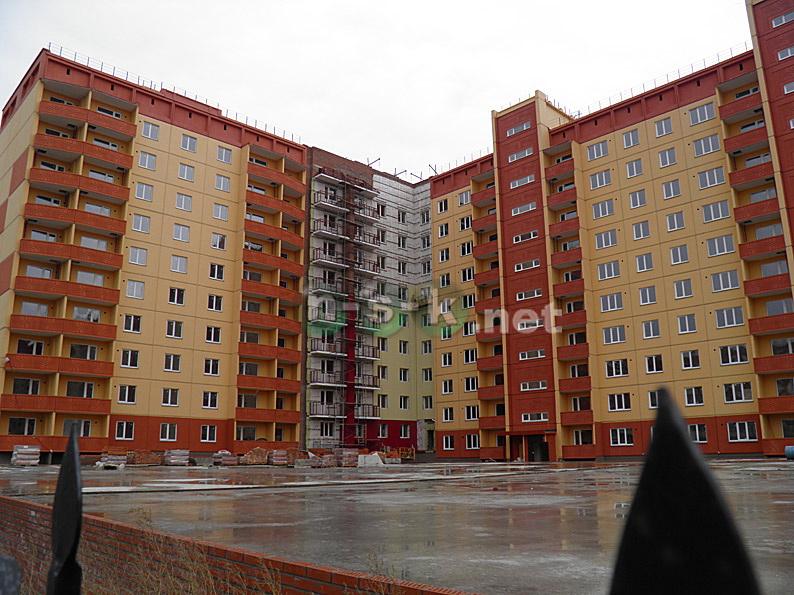 Пролетарская (Ключ-Камышенское Плато), 271/4 к2 4 кв. 2015