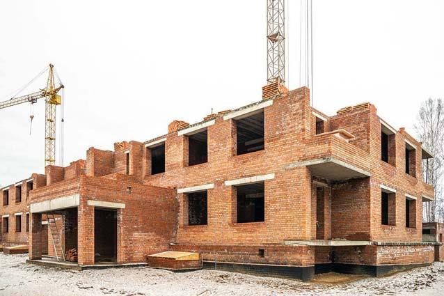 Преображенская, 2 (5-й микрорайон, 4 стр) фото со стройки зима 2019