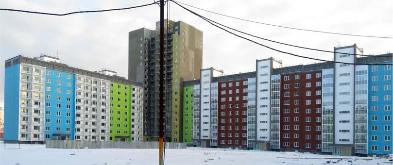 Титова, 254 дом 33 фото со стройки зима 2019