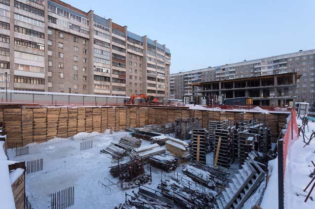 Грибоедова, 1-3 стр фото со стройки зима 2019