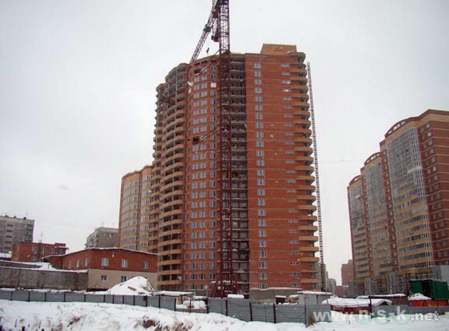 Галущака, 11 фото мониторинг строительства