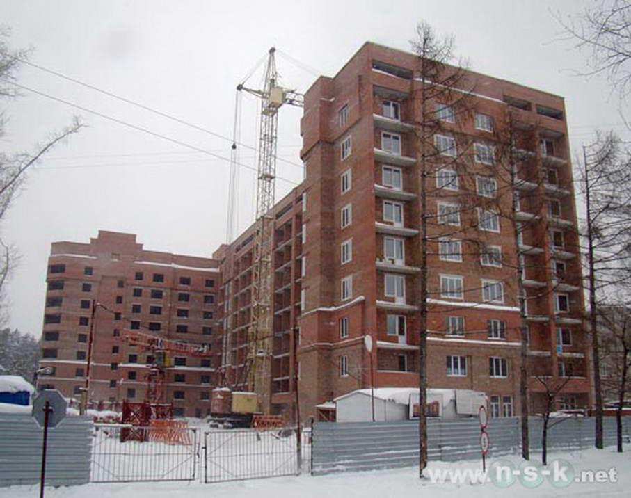 Маяковского, 5 фото мониторинг строительства