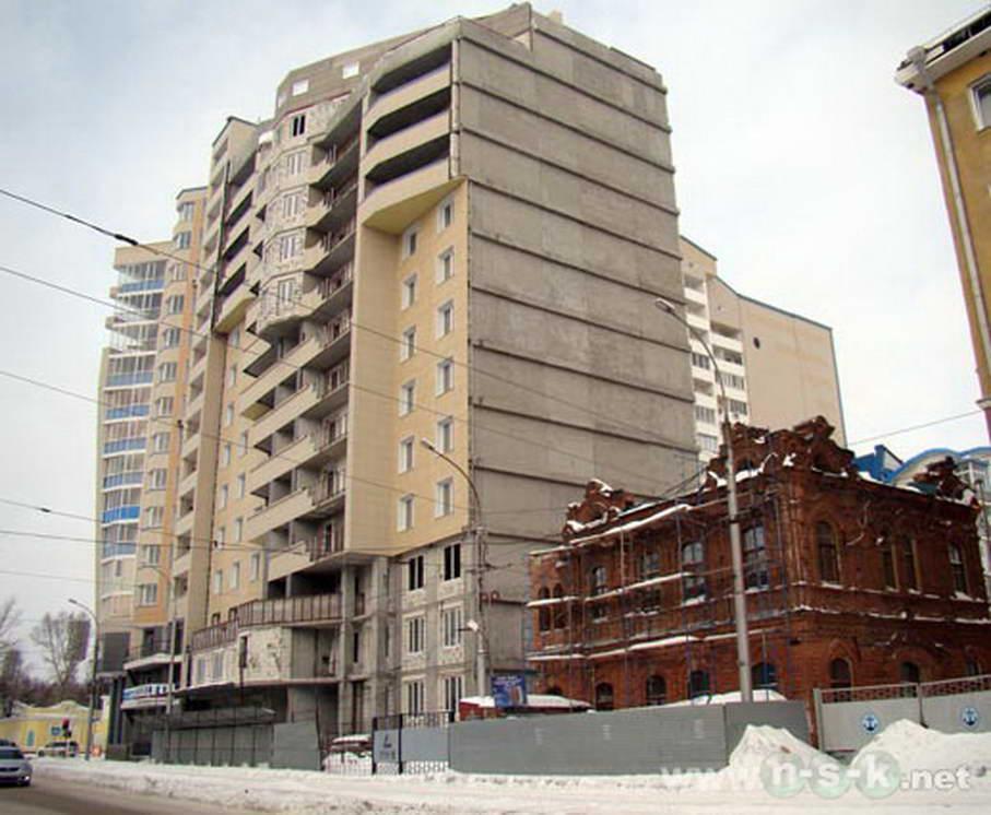 Ядринцевская, 18 фото мониторинг строительства