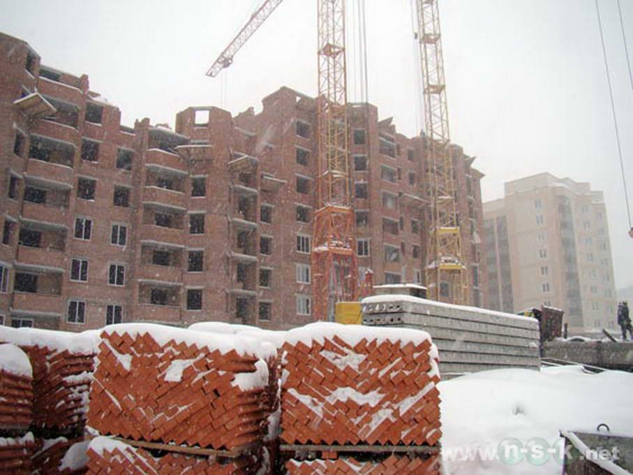 Молодежная, 4 (Никольский проспект, 13 стр) фото мониторинг строительства