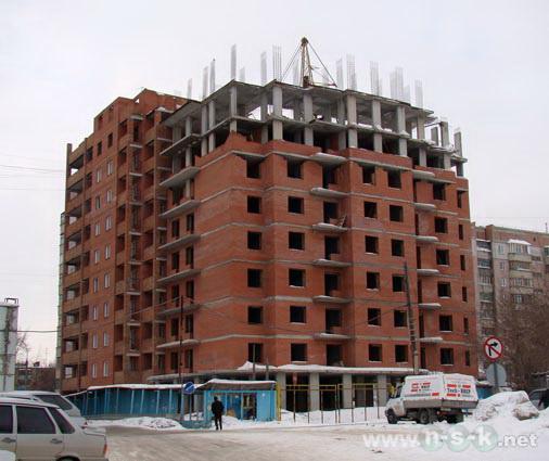 Красина, 60 фото мониторинг строительства
