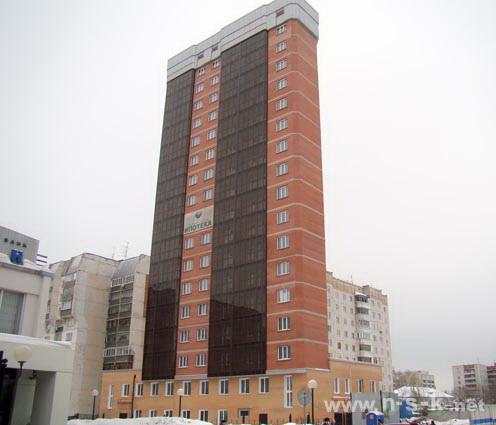 Некрасова, 35 (Мичурина, 20/1 стр) фото мониторинг строительства