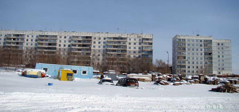 Сержанта Коротаева, 1 (Комсомольская, 18 стр) фото мониторинг строительства
