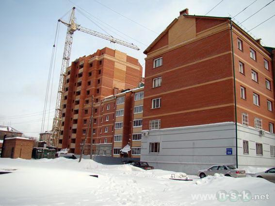 Костычева, 5а фото мониторинг строительства