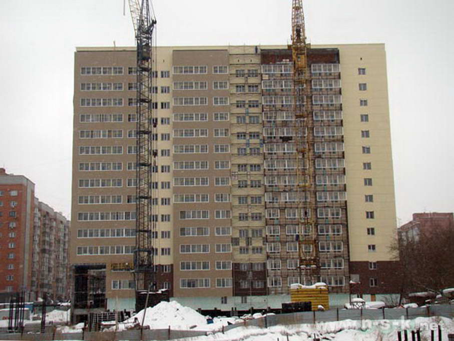 Галущака, 17 фото мониторинг строительства