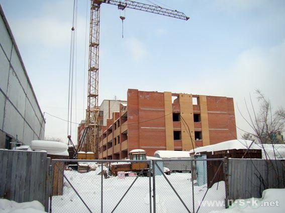 Каменская, 56/2 (56/1 стр) фото мониторинг строительства