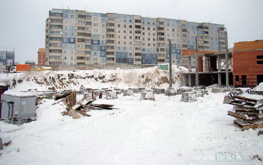 Высоцкого, 45 фото мониторинг строительства