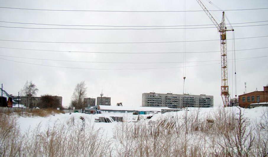 Костычева, 74, 74/1 фото мониторинг строительства