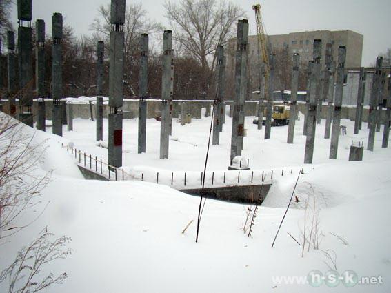 Беловежская, 4 (2/1 стр) фото мониторинг строительства
