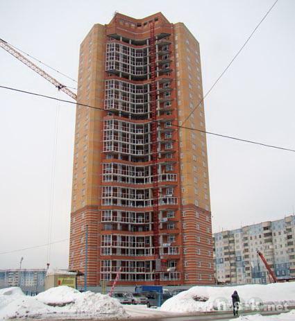 Высоцкого, 43 фото мониторинг строительства