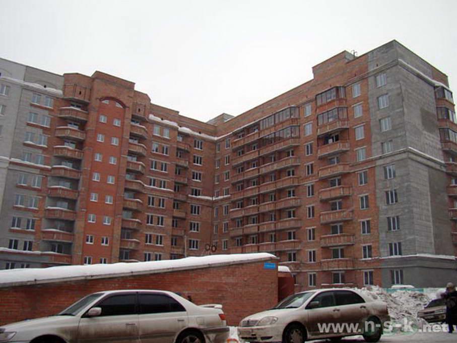 Зыряновская, 55 (55/1 стр) фото мониторинг строительства