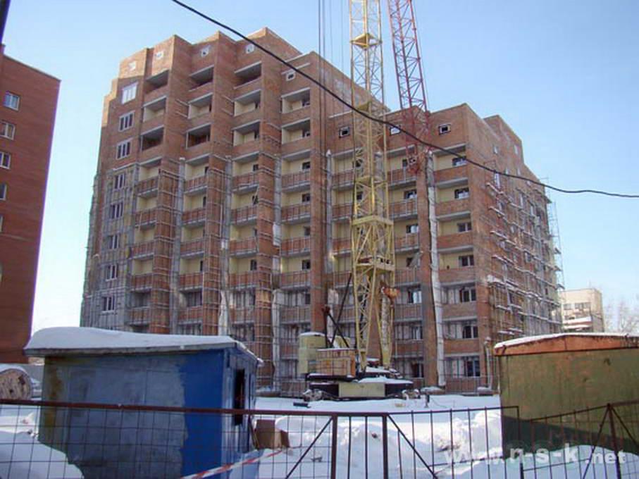 Титова, 200 фото мониторинг строительства