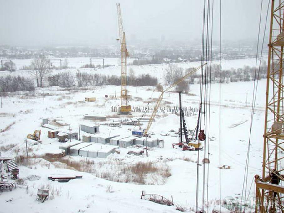Стартовая, 1 стр фото мониторинг строительства
