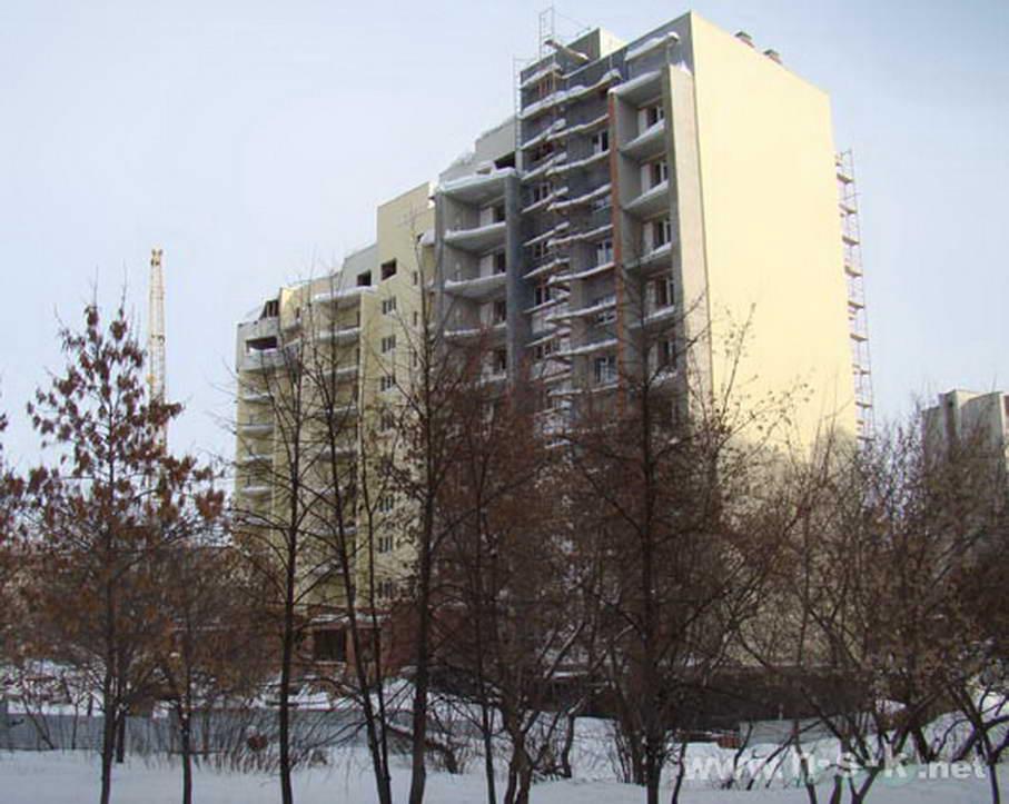 Котовского, 40/2 фото мониторинг строительства