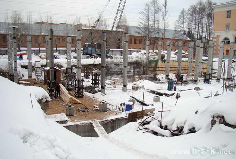 Добролюбова, 152/1 (152 стр) фото мониторинг строительства