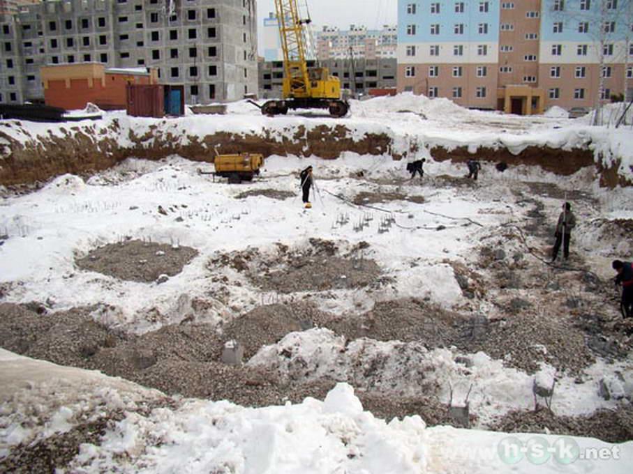 Тюленина, 23 (Гребенщикова, 327 стр) фото мониторинг строительства