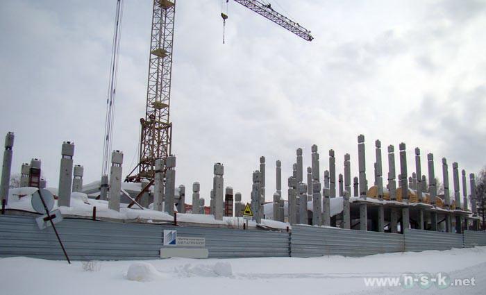 Вилюйская, 11 стр (Вилюйская, 9) фото мониторинг строительства