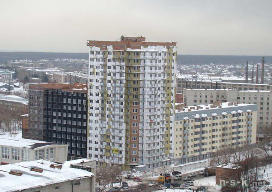 Залесского, 5 фото мониторинг строительства